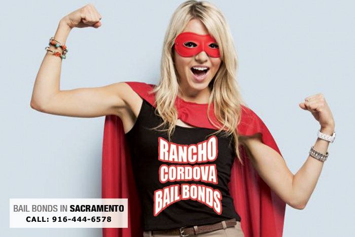 Rancho Cordova Bail Bond Store