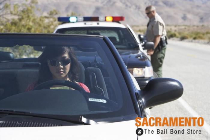 Evading Police in California