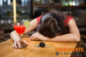 Drinking can Lead to Needing Bail