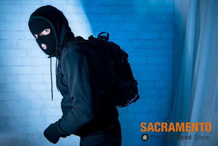 Burglary in California