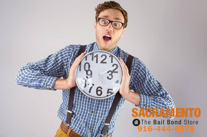 Why the Bail Process Doesn't Always Move Quickly