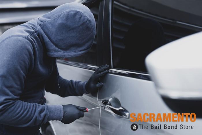 Car Theft in California